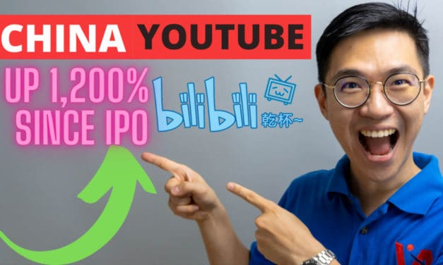 The Hidden Story of The YouTube of China; Bilibili | And Why I Want To Invest In It