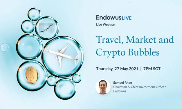 Webinar: Travel, Market and Crypto Bubbles