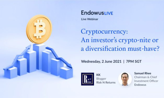 🟡Webinar: Cryptocurrency: an Investor's crypto-nite or a diversification must-have?