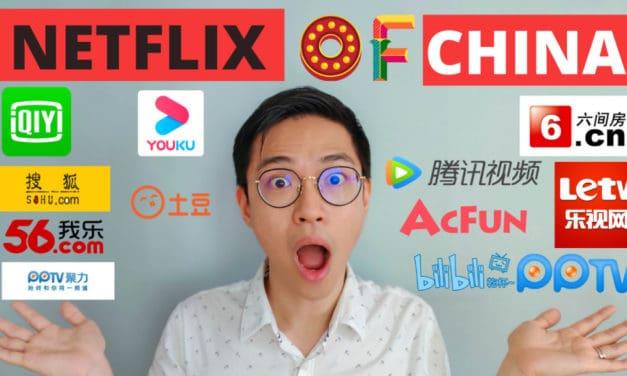 The Battle To Be The Netflix of China | iQiyi, Tencent, Alibaba