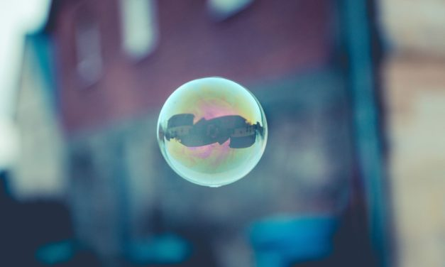 We are heading into bubble trouble