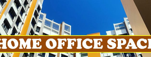 How to Find a Home Office Space in HDB