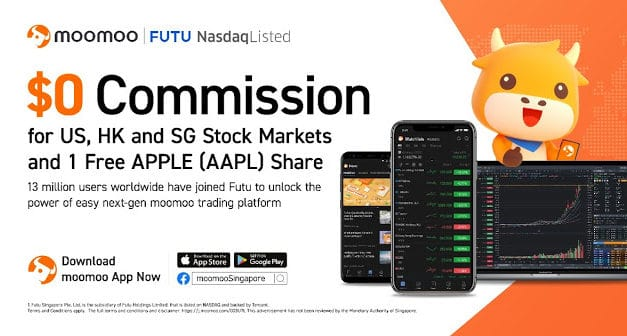 Free Apple Share worth USD 160 from a low cost and robust trading platform!