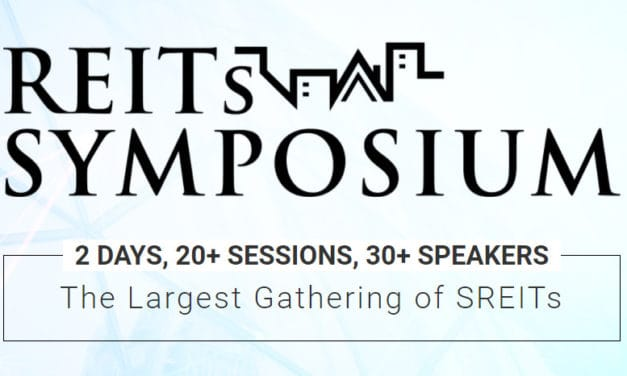 Join the Biggest REITs Symposium 2021