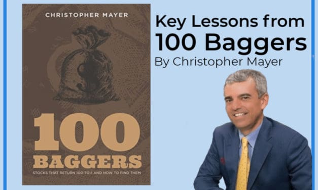 100 Baggers: Finding Stocks That Turn $1 Into $100