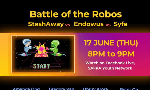 [Webinar] Best Robo-Advisors in Singapore: StashAway vs Endowus vs Syfe