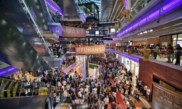 Possible Near-Term Unit Price Movements of Singapore REITs with Retail Malls in its Portfolio (guest post)