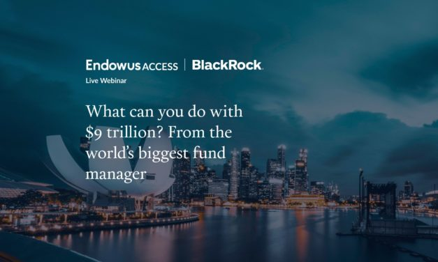 What can you do with $9 trillion? Find out from the biggest fund manager