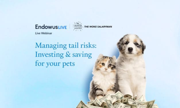 🟡 Managing tail risks: Investing & saving for your pets