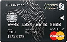 Standard Chartered Credit Cards: Apple TV 64GB or Airpods Pro or $300 Cash