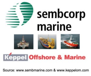 Rolf's Thoughts – Sembcorp Marine and Keppel O&M's Merger! This article aim to share more personal sentiments, rather than what you already know from the newspapers!
