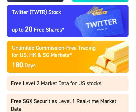 Free Apple Share, Free NIO share and Free Twitter shares from a low cost, secure and robust trading platform!