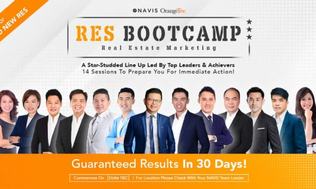 RES Boot Camp for Brand New Real Estate Agents