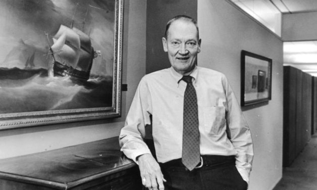 The Father of Passive Index Investing — Jack Bogle, founder of Vanguard
