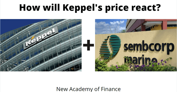 Merger between Keppel Corp and Sembcorp Marine