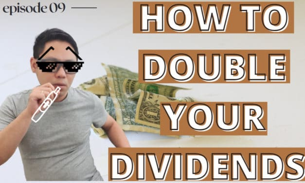 How to double dividend yield using this simple strategy