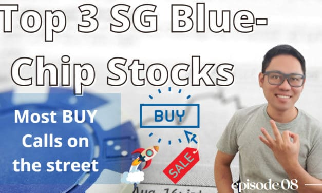 Top 3 SG Blue Chip Stocks with Most BUY Calls by Analysts