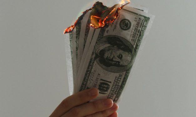Burnt! My Market Transactions—Wk29 2021