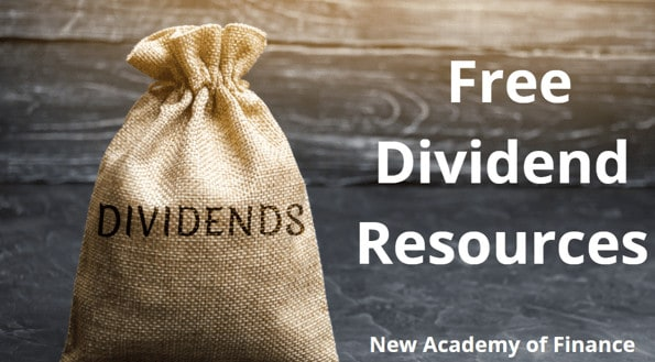 Dividend Investing for beginners: Ultimate list of free dividend resources [2021]