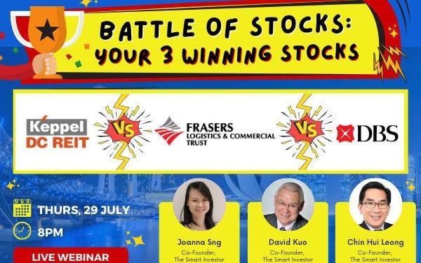 Webinar Recording – Battle Of Stocks: Your 3 Winning Stocks