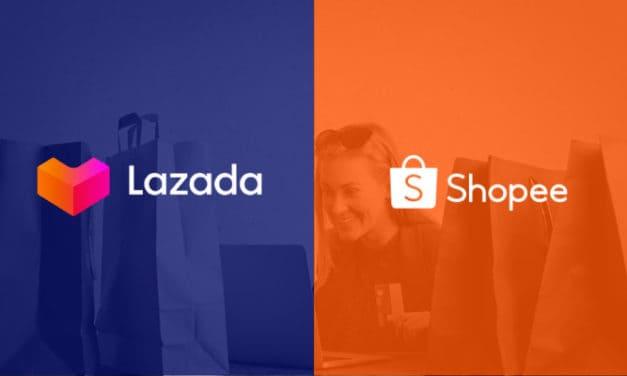 Shopee vs Lazada: Battle of the E-Commerce Giants