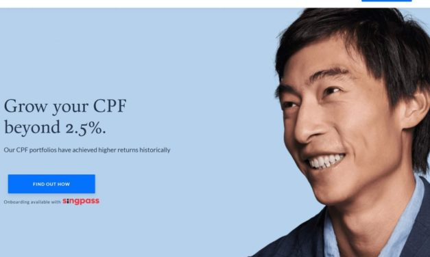 Endowus CPF / SRS Review – How would I invest my CPF / SRS?