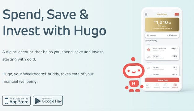 This App Helps You Automatically Save Your Spare Change and Invest into Gold