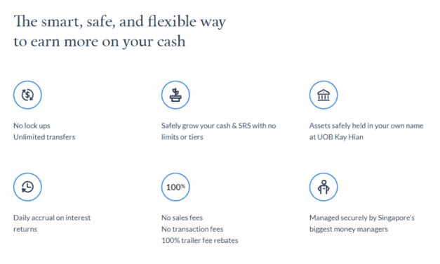 SRS Account Singapore: Investing my SRS fund with Endowus Cash Smart