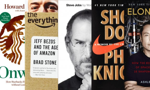 The top 5 must-read business biographies for investors