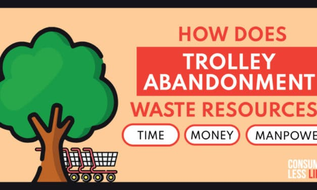 How Does Trolley Abandonment Waste Resources?