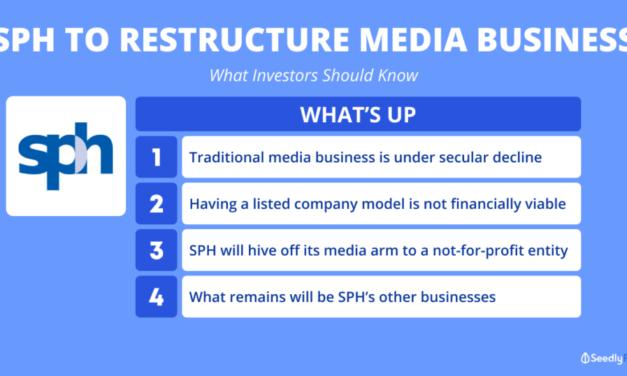 Singapore Stocks News This Week: Singapore Press Holdings, Mapletree Logistics Trust, ComfortDelGro, and More