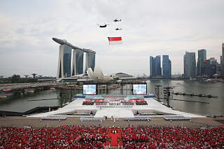 Happy National Day and my small contribution to Singapore's path towards normalcy