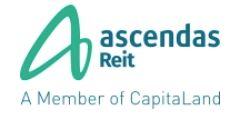 SOLD: Ascendas REIT
