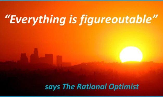 Everything is 'figureoutable'