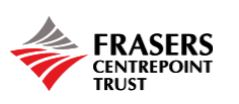 Added: Frasers Centrepoint Trust (Sep 2021)
