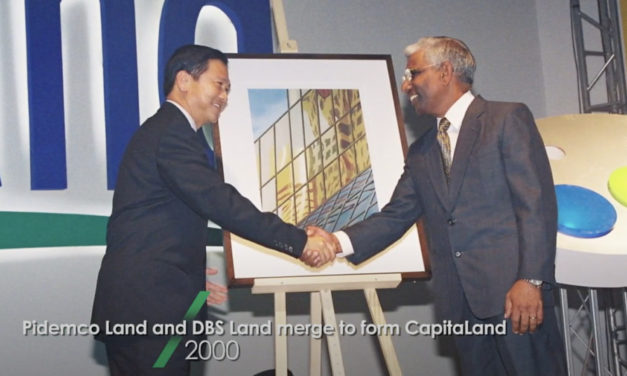CapitaLand Investment (CLIM) – a closet growth stock?
