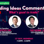Upcoming Webinar: Trading Ideas Commentary