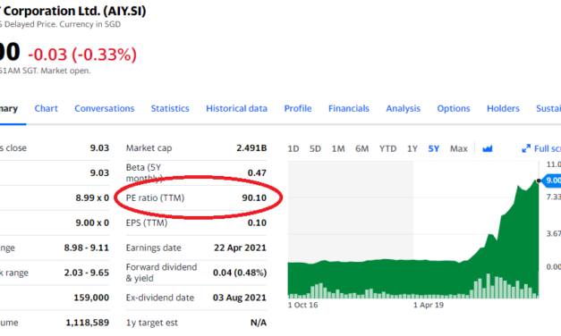 This Singapore Share Soared 1,072%. Can It Go Higher?
