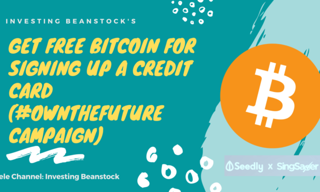 Get Free Bitcoin for Signing Up a Credit Card! (#ownthefuture Campaign)