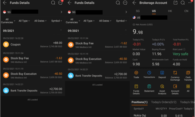 Moomoo trading app review (free AAPL share and $88 cash)