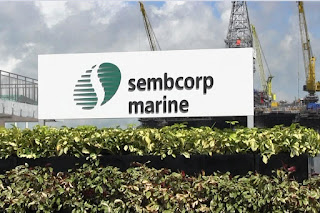 Subscribed to Sembcorp Marine Rights Shares