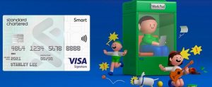 6% Cashback And 0% interest on 3-Month Instalments On The New SCB Smart Credit Card