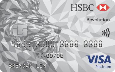 Review: HSBC Revolution – 4 mpd + 1% Cashback or 3.5% Cashback