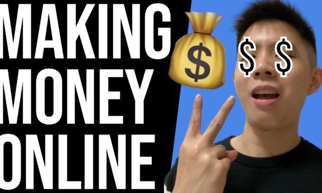 Making Money Online – How I Earn Through Blogging